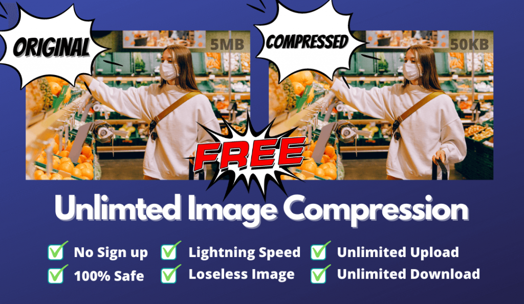 How to Compress Images using CompressMyImage.com
